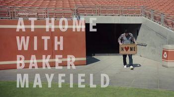 Progressive TV Spot, 'Baker Mayfield vs The Circuit Breaker' - Thumbnail 1