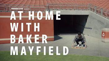 Progressive TV Spot, 'Baker Mayfield vs The Circuit Breaker' - Thumbnail 2
