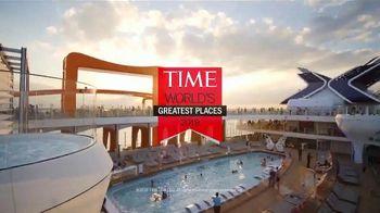 Celebrity Cruises The Big Deal TV Spot, 'Revolutionary' - Thumbnail 3