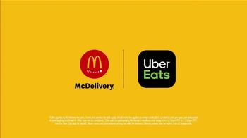 McDonald's TV Spot, 'Uber Eats: $0 Delivery Fee' - Thumbnail 8