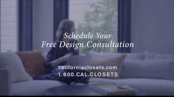 California Closets TV Spot, 'My Life with California Closets: Erin's Closet Story' - Thumbnail 10