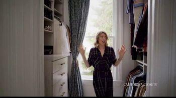 California Closets TV Spot, 'My Life with California Closets: Erin's Closet Story' - Thumbnail 7
