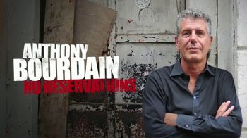 Journy TV Spot, 'Anthony Bourdain: No Reservations'