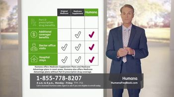 Humana Medicare Advantage Plan TV Spot, 'All-In-One Plan + Free Decision Guide'