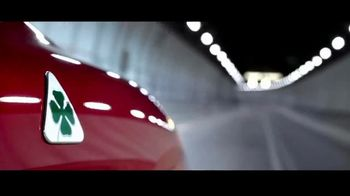 Alfa Romeo TV Spot, 'Revel in Speed: I Am' [T1] - Thumbnail 1