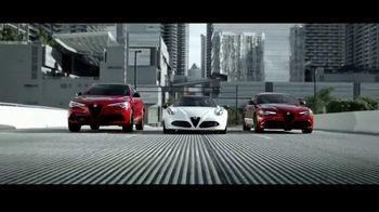 Alfa Romeo TV Spot, 'Revel in Speed: I Am' [T1]