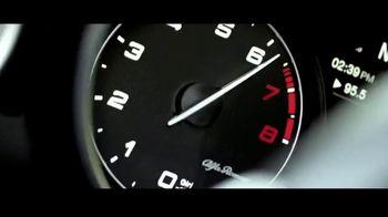 Alfa Romeo TV Spot, 'Revel in Speed: I Am' [T1] - Thumbnail 3