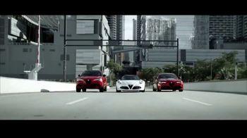 Alfa Romeo TV Spot, 'Revel in Speed: I Am' [T1] - Thumbnail 8
