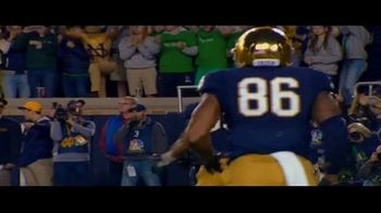 DIRECTV 4K TV Spot, 'College Football: Notre Dame' - Thumbnail 8