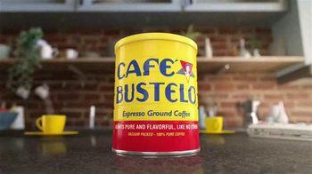 Café Bustelo TV Spot, 'Café Bustelo Was Here' Song by HiFi Project - Thumbnail 1