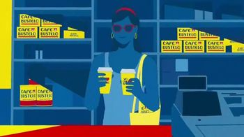 Café Bustelo TV Spot, 'Café Bustelo Was Here' Song by HiFi Project