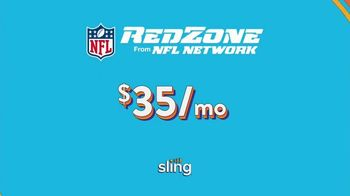 Sling TV Spot, 'NFL RedZone: Seven Hours of Football' - Thumbnail 10