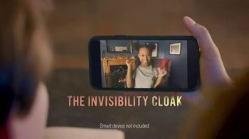 Harry Potter Invisibility Cloak TV Spot, 'Appear to Disappear' - Thumbnail 2