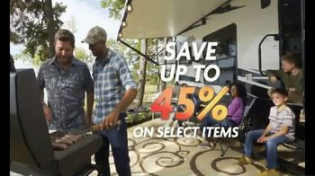 Camping World End of Summer Clearance TV Spot, 'Get Ready to Save' - Thumbnail 5