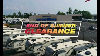 Camping World End of Summer Clearance TV Spot, 'Get Ready to Save' - Thumbnail 8