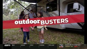 Camping World TV Spot, 'Outdoor Busters: Incredible Savings' - Thumbnail 2