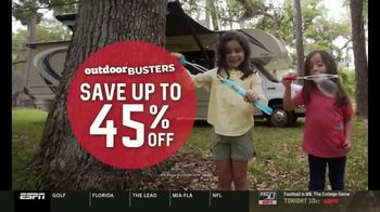 Outdoor Busters: Incredible Savings thumbnail