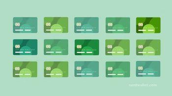 NerdWallet TV Spot, 'Want a Better Credit Card?'