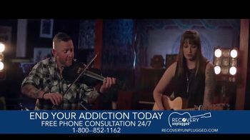 Recovery Unplugged TV Spot, 'Music as a Catalyst' - Thumbnail 5