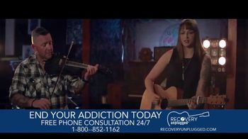 Recovery Unplugged TV Spot, 'Music as a Catalyst' - Thumbnail 7