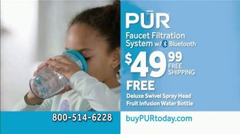 PUR Water TV Spot, 'Clear Doesn't Always Mean Clean' - Thumbnail 9