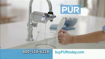PUR Water TV Spot, 'Clear Doesn't Always Mean Clean' - Thumbnail 8