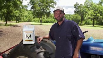 Bone Collector Buck Gro TV Spot, 'Trace Elements' Featuring Michael Waddell - Thumbnail 1