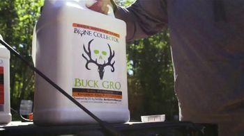 Bone Collector Buck Gro TV Spot, 'Trace Elements' Featuring Michael Waddell - Thumbnail 3