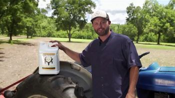 Bone Collector Buck Gro TV Spot, 'Trace Elements' Featuring Michael Waddell