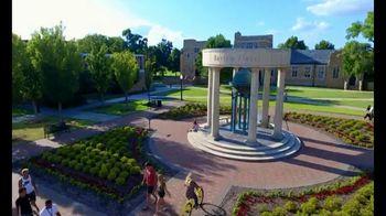 University of Tulsa TV Spot, 'True Blue'