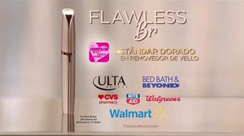Finishing Touch Flawless Brows TV Spot, 'Hipoalergénico' [Spanish] - Thumbnail 7