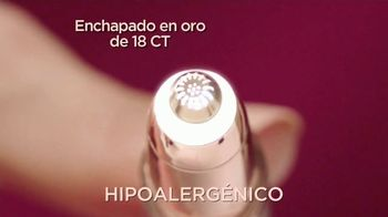Finishing Touch Flawless Brows TV Spot, 'Hipoalergénico' [Spanish] - Thumbnail 4