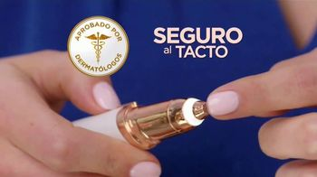 Finishing Touch Flawless Brows TV Spot, 'Hipoalergénico' [Spanish] - Thumbnail 5