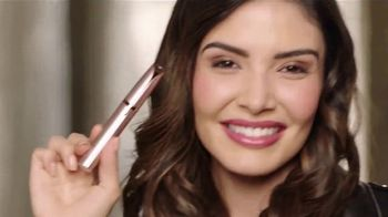 Finishing Touch Flawless Brows TV Spot, 'Hipoalergénico' [Spanish] - Thumbnail 6