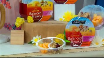 Sargento Sunrise Balanced Breaks TV Spot, 'Hallmark Channel: Home & Family' Featuring Debbie Matenopoulos and Mark Steines