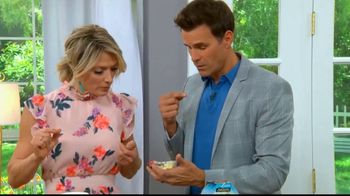 Sargento Sunrise Balanced Breaks TV Spot, 'Hallmark Channel: Home & Family' Featuring Debbie Matenopoulos and Mark Steines - 5 commercial airings
