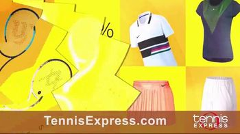 Tennis Express September Savings TV Spot, 'Shoes, Clothing, Rackets & Bags: Up to 80 Percent Off' - Thumbnail 4