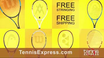 Tennis Express September Savings TV Spot, 'Shoes, Clothing, Rackets & Bags: Up to 80 Percent Off' - Thumbnail 5