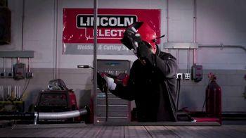 Lincoln Electric TV Spot, 'Originators. Innovators. Outfitting All Fabricators.'