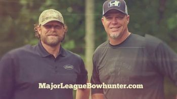 Major League Bowhunter TV Spot, 'Passionate' Featuring Matt Duff and Chipper Jones