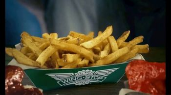Wingstop Full Flavor Fix TV Spot, 'Where Family Gets Its Flavor' - Thumbnail 8