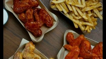 Wingstop Full Flavor Fix TV Spot, 'Where Family Gets Its Flavor' - Thumbnail 9