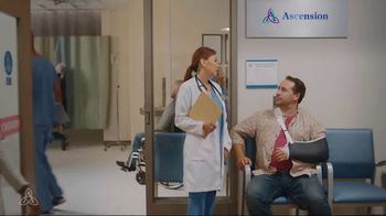 Ascension Online Care TV Spot, 'Get the Care You Need, Anytime, Anywhere' - Thumbnail 8