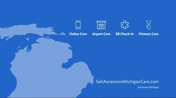 Ascension Online Care TV Spot, 'Get the Care You Need, Anytime, Anywhere' - Thumbnail 9