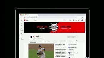 YouTube TV Spot, 'MLB Game of the Week' - Thumbnail 5