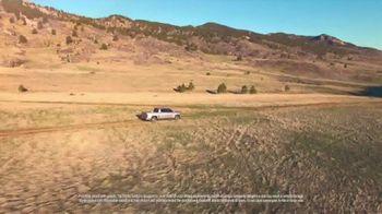 2019 Toyota Tundra TV Spot, 'Dear Fish' [T2] - Thumbnail 2