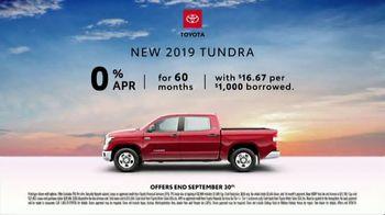 2019 Toyota Tundra TV Spot, 'Dear Fish' [T2] - Thumbnail 8
