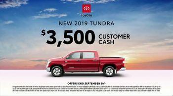 2019 Toyota Tundra TV Spot, 'Dear Fish' [T2] - Thumbnail 9