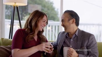 California Closets TV Spot, 'Amy's Story'