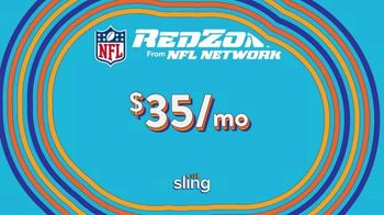 Sling TV Spot, 'NFL Red Zone Preview Week 1: $35' Featuring Scott Hanson - Thumbnail 9